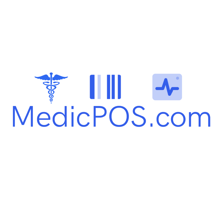 Professional Medical Point of Sale for Doctors Office & Healthcare POS System by MedicPOS!